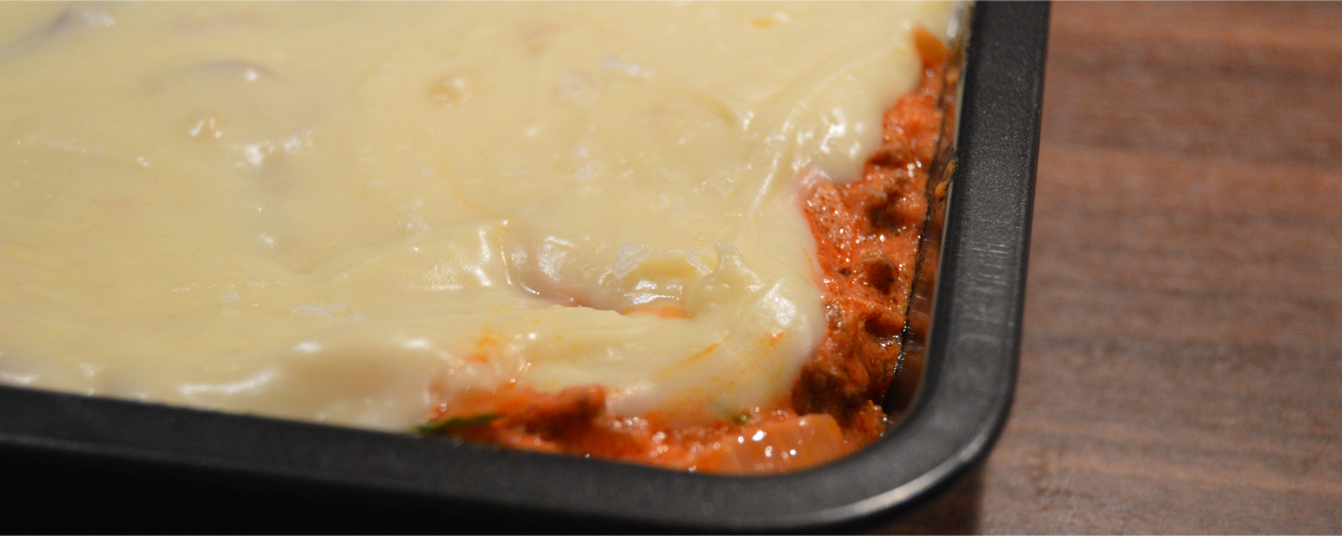 Cheese Sauce (ad-on to Lasagne recipe)