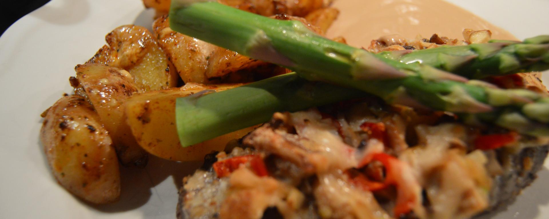 ChefNorway's Steak with Mushrooms