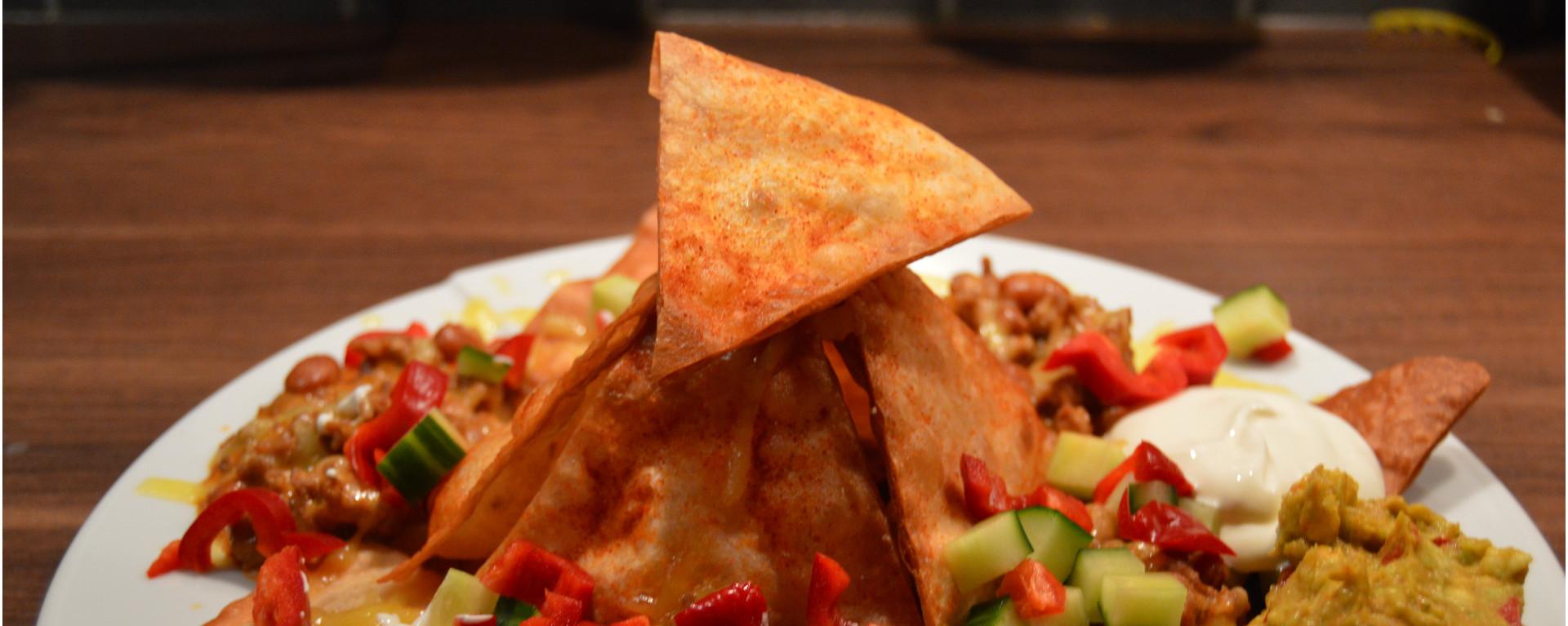 ChefNorway's Amazing Nachos