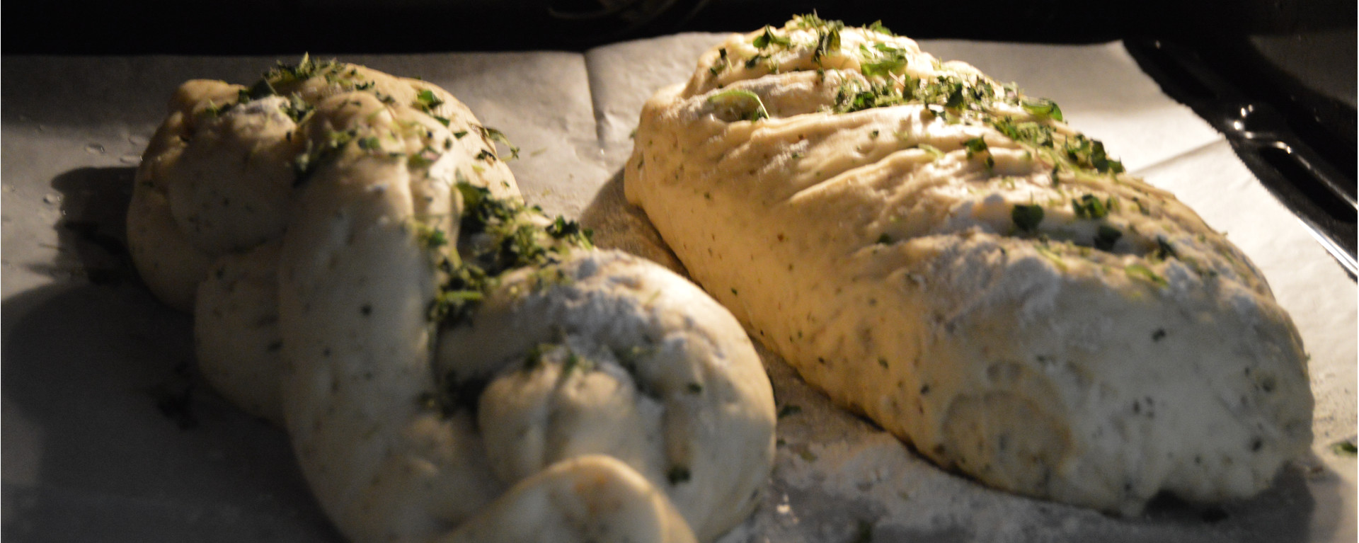 ChefNorway's Oregano Bread