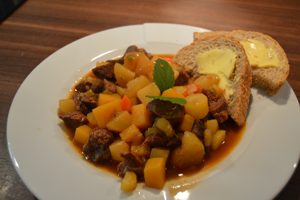 Norwegian Brown Stew