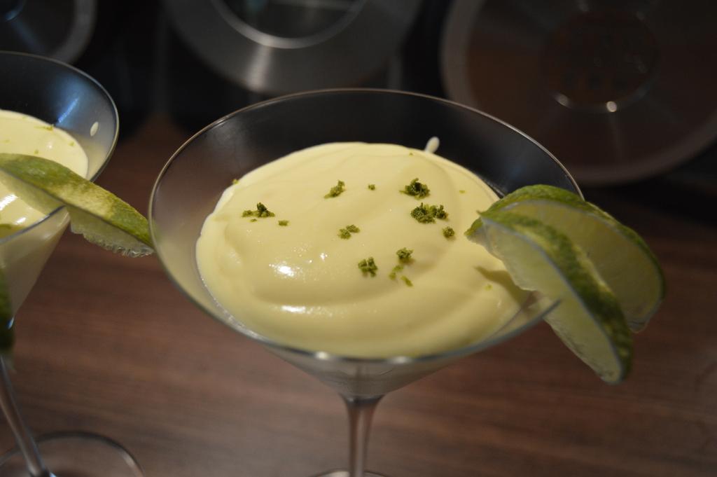 Lemon 'n' Lime Mousse