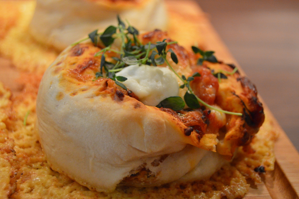 ChefNorway's Italian Pizza Roll